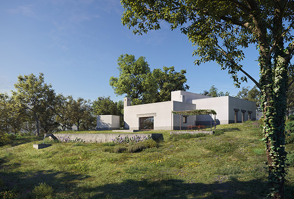Pedrantil House