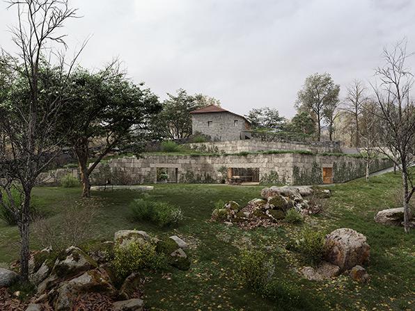 Ribeiro House